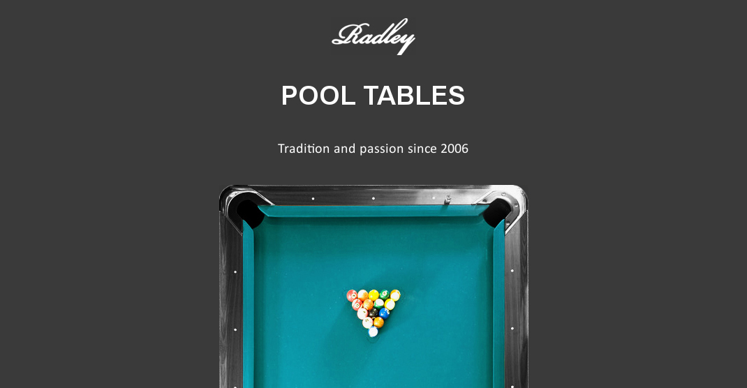 6ft pool dining table radley prime billiard multi games for Table header